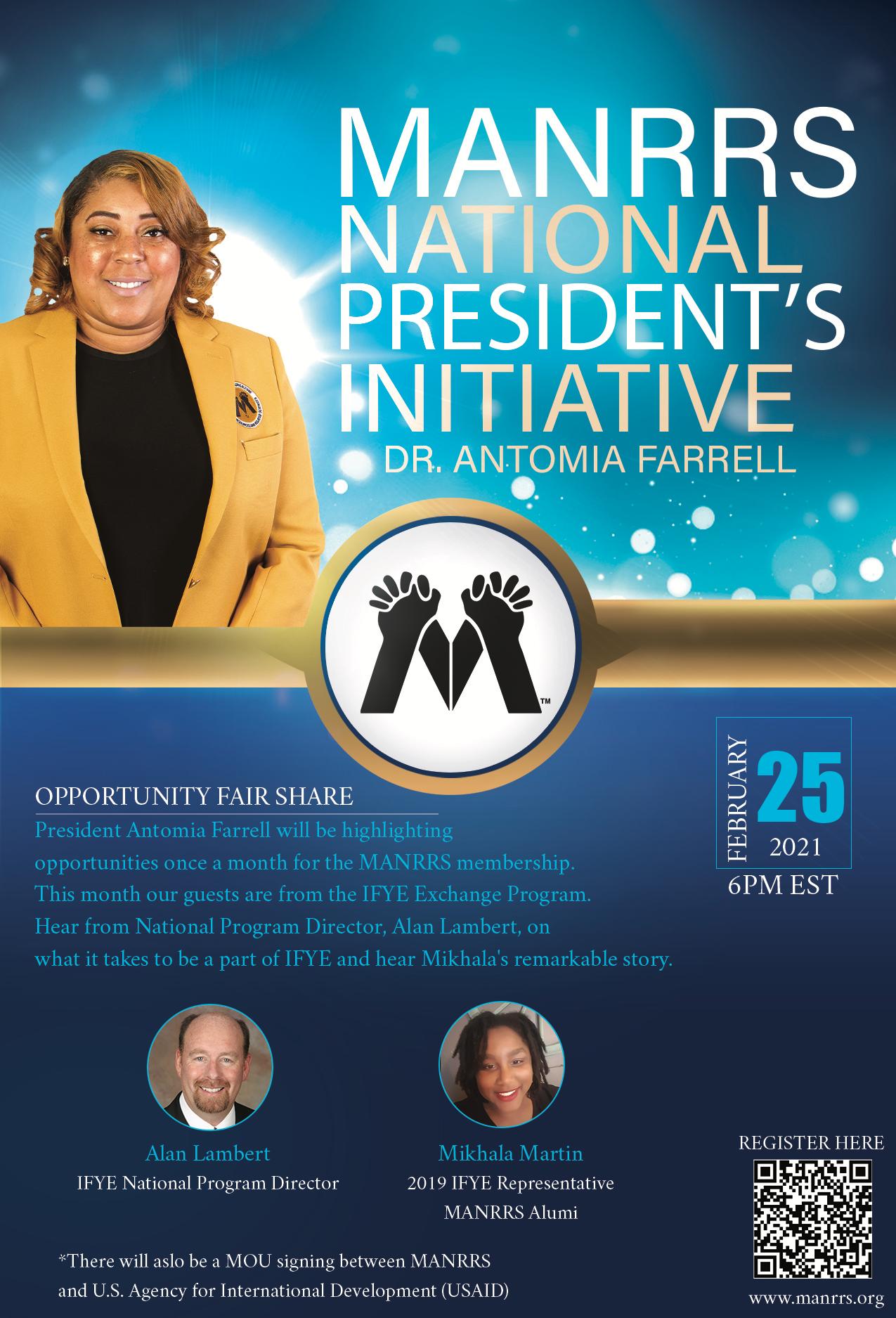 Presidents Initiative Flyer Draft Feb copy